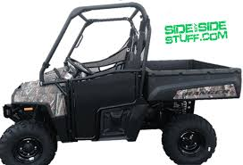 Blingstar Doors for Polaris Ranger XP 800 SideBySideStuff