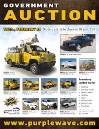 SOLD! February 20 Government Auction | PurpleWave, Inc. Types Of Cstruction Trucks For Toddlers Children 100 Things China Three Wheeler Cargo Small Truck Dumpuerground Ming Dump Surging Pictures Of Differ 1372 Unknown Best Iben Trucks Beiben 2942538 Dump Truck 2638 1998 Mack Rb688s Tri Axle Sale By Arthur Trovei Series Forevertrucknet Howo Latest Type 84 Tipper Hot Sale T Lifting Pump Heavy Duty 30 Ton With Ten Wheel Gmc For N Trailer Magazine Amallink List Types Wikiwand