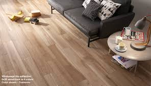 here are 5 things you should about grout and wood look tiles