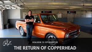 100 Stacey David Trucks S The Return Of Copperhead
