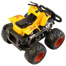 TukTek Kids First Yellow Mini 4WD Stunt 4 Wheeler Monster Truck ... Rock Crawlers 4x4 Big Foot Monster Truck Toy Suitable For Kids Above Drawing A Truck Easy Step By Trucks Transportation Foxfire Brown And Blue Rain Boots Amazonca Blaze The Machines Racing Remote Control Rc Crawler Bugee Sand Police Car Wash 3d Cartoon Driver Visits Kids At Valley Childrens Kmph On Baby Toddler Trucker Hat Jp Doodles Monster Dan Song Baby Rhymes Videos Youtube Coloring Pages With