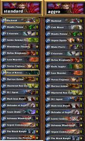 Malygos Deck July 2017 by Post Your Decks Page 13