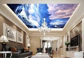 großhandel starry earth wohnzimmer decke decke wandbild 3d wandbilder yiwuwallpaper1688 9 56 auf de dhgate dhgate