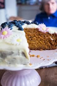 carrot cake rezept karottenkuchen