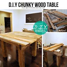 DIY Ideas Tutorials For Salvaged Wooden Beams