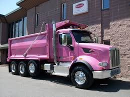 100 Pink Dump Truck JMK40s Most Interesting Flickr Photos Picssr
