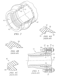 Dresser Couplings For Ductile Iron Pipe by Patent Us7328493 Self Restrained Fitting For Pvc And Ductile