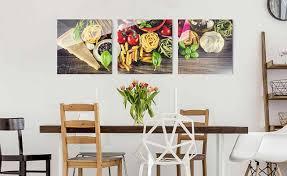 glasbilder für die küche als wanddeko bilderwelten
