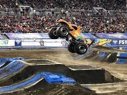 Guest Post: Monster Jam From Two Young Brothers | Saves Lives Will ... Nitro Circus Monster Truck Backflip Xrunner Uerground Events Trucks Rmb Fairgrounds Jam Wallpaper Desktop 51 Images Watch This Skulled Out Do A Double The Maximum Destruction Mid Backflip Pinterest First Youtube Truck Pulls Off First Ever Successful Frontflip Trick Mohawk Warrior 360 Flip Set New Bright Industrial Co Videos U Page El Diablo Fail Oakland Youtube Image Car Rampjpg Wiki Fandom Powered Madness 9 Are Solid Axle Monsters For You Big Filebackflip De Saigon Shakerpng Wikimedia Commons