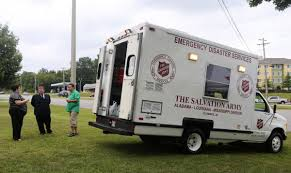 Salvation Army Dispatches Truck To Texas | Local News | Timesdaily.com