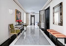 Elegant Rooms With Marble Flooring