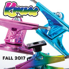 100 Krux Trucks Thrasher Magazine New From