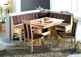 Dining Room Nook Set Sets Kitchen Tables Table