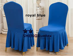 Bottom Ruffled Lycra Spandex Chair Cover For Wedding Decoration Slip On Covers Dining Room Sale From Searchtextile 18091