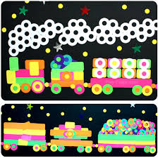 Train Activities For Kids Old Tracks New Tricks