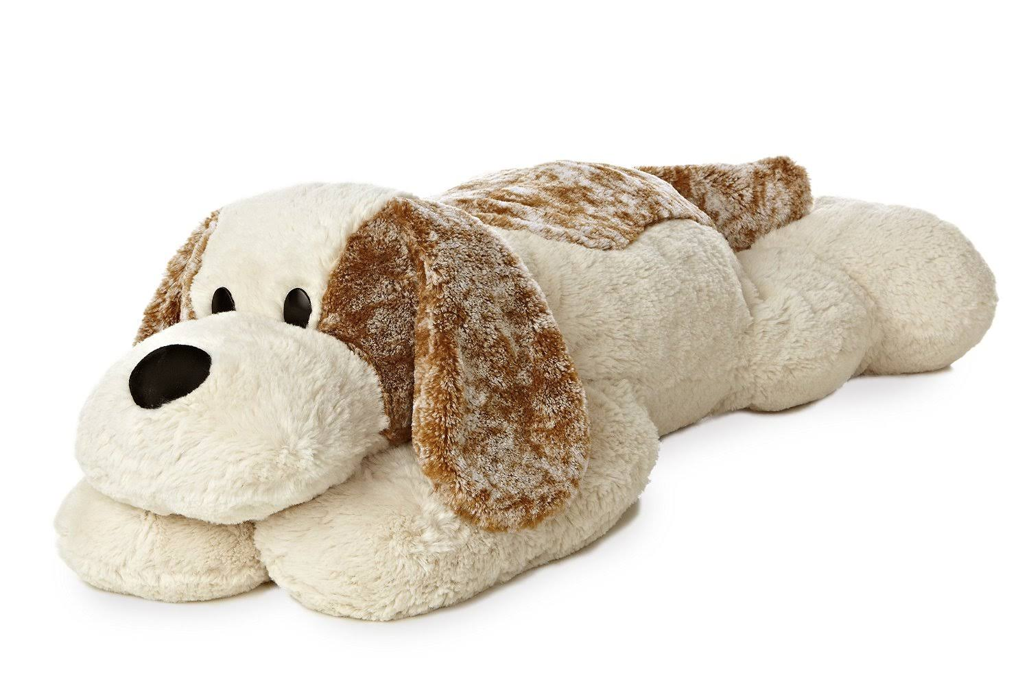 Aurora World Super Flopsie Big Scruff Dog Plush Toy - 27""