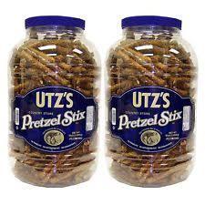 Utz Of Hanover Halloween Pretzels Nutrition by Utz Pretzels Ebay