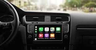 iOS CarPlay Apple