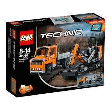100 Truck Games 365 42060 Lego Technic Roadwork Crew 2In1 Digger Set Pcs 8