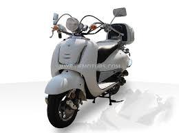 Vintage 50cc Scooter