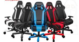 attended the launch of the dxracer gaming chairs