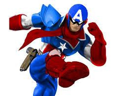 Captain American Falcon CSP
