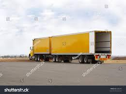 100 Semi Truck Trailers 2 Stock Photo Edit Now 2698246