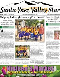 Waste Management Christmas Tree Pickup Santa Maria by Santa Ynez Valley Star April A 2017 By Santa Ynez Valley Star Issuu