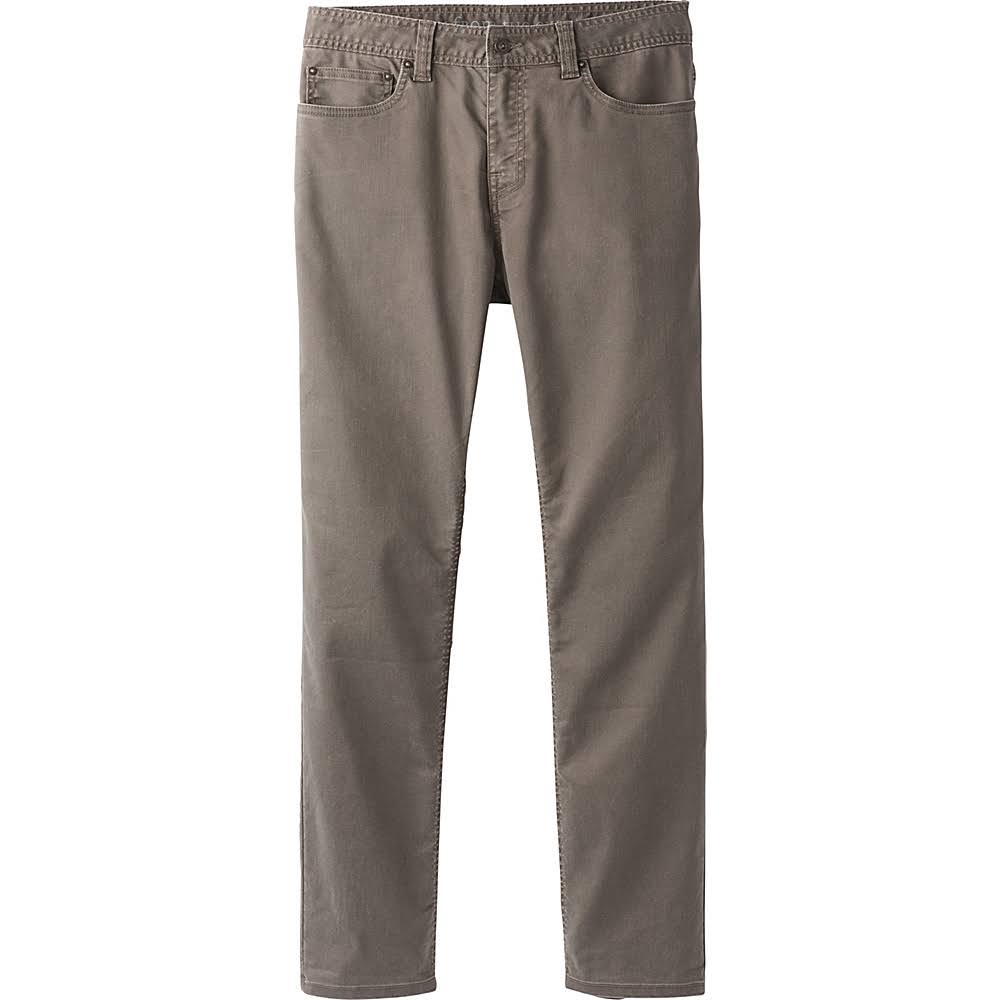 "prAna Men's Bridger Jean 32"" Inseam - Dark Mud"
