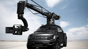 100 Camera Truck Filming A Ford Fusion Ad With A Badass Custom Raptor