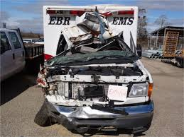100 Wrecked Ford Trucks For Sale 2005 FORD F450 AMBULANCE EM166 56 Online Government
