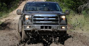 100 Truck Mileage Ford Reveals Improved Mileage For 2017 F150 Pickup