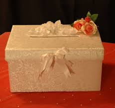Elegant Wedding Gift Card Keepsake Boxes To Purchase Are A Beautiful Accent Your Table