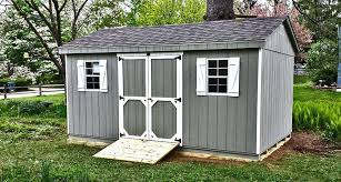 used storage sheds for sale robys co