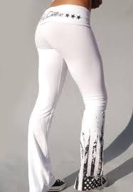 All Americana Yoga Pants