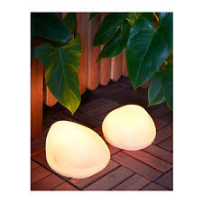 ikea outdoor lighting equipment ebay