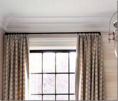 Umbra Capasa Double Curtain Rod by Pottery Barn Iron Curtain Rod Via Matters Of Style Love How It