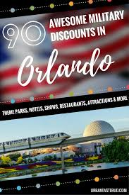 90+ Orlando Military Discounts (Disney, Attractions, Hotels ... Orlando Deals Offers Discounts For Fl Lumberjack Feud Coupons And 3 Off Each Ticket 10 Things Not To Miss At Nderworks Myrtle Beach Mom Files Attractions Smoky Mountain Coupon Book Hatfield Mccoy Dinner Show 5 Wristband Com Coupon Code In Russia 24 Hour Wristbands Blog Harbor Freight Tools Get Fresh Elmira Corning Ny By Savearound Issuu Wonderworks Toy Store Van Heusen Outlet Allaccess Tickets Groupon