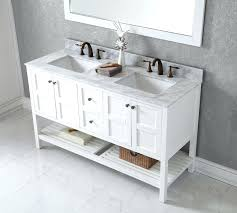 48 Inch White Bathroom Vanity Without Top vanities 48 double sink vanity without top 72 double sink vanity