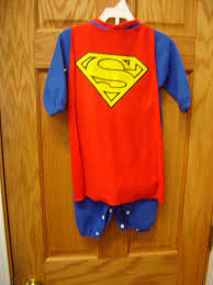 Shaq Superman Bed by Rubies Size Infant Superman Costume Bodysuit With Cape Enkore Kids