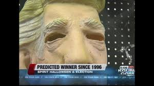 Spirit Halloween Hiring by Spirit Halloween Predicted The Presidential Winner Since 1996 From