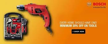 flipkart listing bosch gsb 500 re 500 watt power u0026 hand tool kit