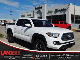 100 Craigslist Oklahoma Trucks Toyota Tacoma For Sale In City OK 73111 Autotrader