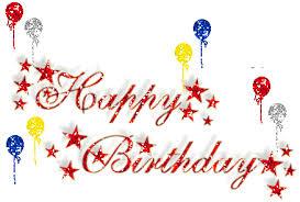 Happy birthday Graphics and Animated Gifs Happy birthday