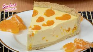 quarkkuchen mit mandarinen faule weiber kuchen käsekuchen