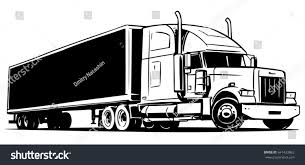 Classic American Semi Truck Trailer Black Stock Vector 641433862 ... Alaharma Finland August 12 2016 Image Photo Bigstock Classic Semi Truck Classic Trucks Pinterest Semi Stepping Stone 1940 Chevrolet Truck Autocar Duel Youtube White Color And Trailer With Chrome Standig Intertional For Sale On Classiccarscom Large Popular With Chrome Accents Highway 2005 Freightliner Fld132 Xl Item D2395 1956 Mack B61 Trucks Trailers 1 Photos Of Old Kenworth The Best Big Rigs Classics Autotrader