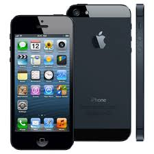 Apple iPhone 5 32GB Smartphone Cricket Wireless Black Good