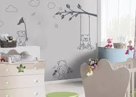 papier peint pour chambre bebe maison design bahbe com