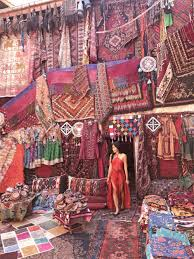 Your Jaw Will Drop As You Step Inside The Never Ending Collection Of Carpets Accumulated Through Generations And Ikmans This Carpet Shop
