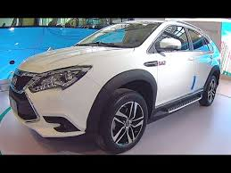 BYD Tang 542 Hybrid Electric SUV 505 Horsepower For Just $35 000